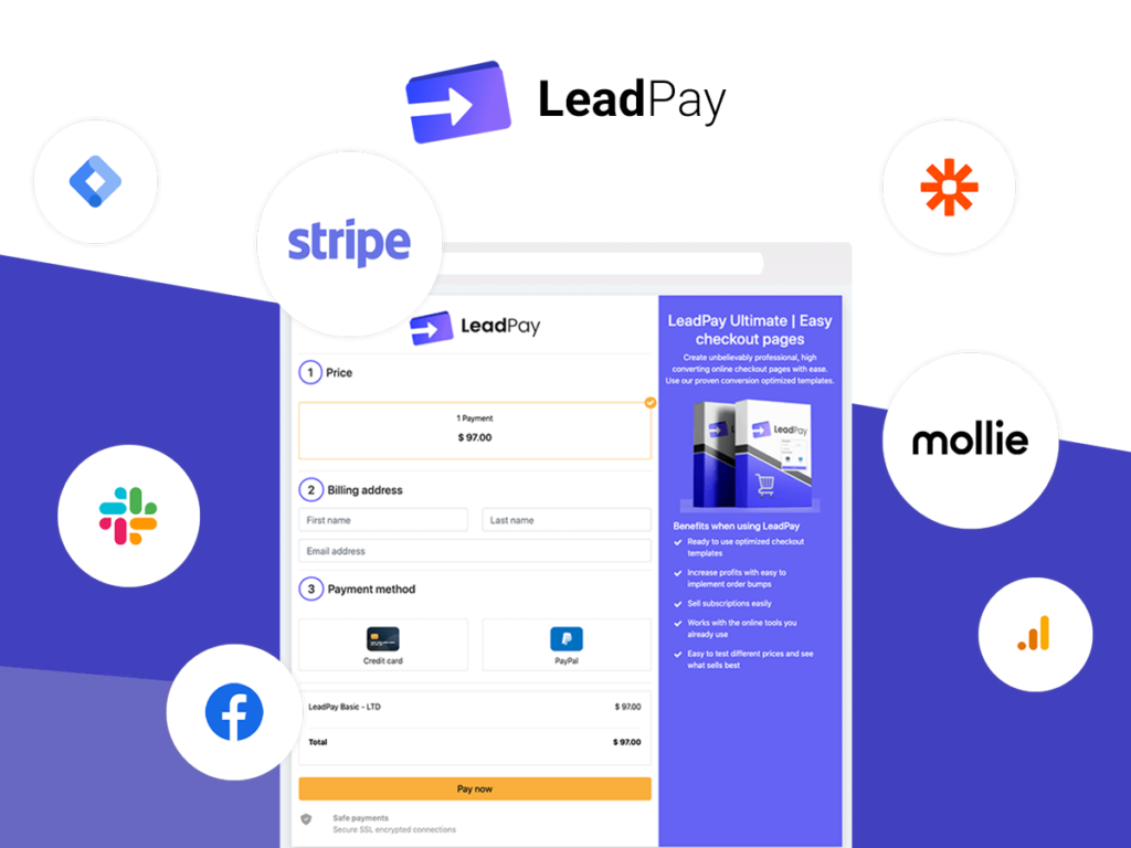 LeadPay lifetime deal 1
