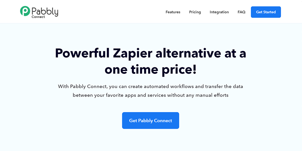 Pabbly Connect Lifetime Deal 1